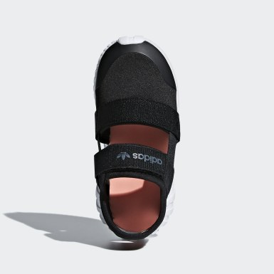 Kids Originals Black Doom Sandals
