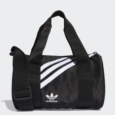 Women Originals Black Mini Nylon Duffel Bag