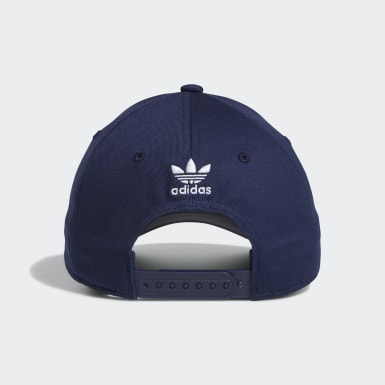 Men's Originals Blue Icon Snapback Hat