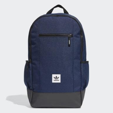 Mochila Premium Essentials Modern (UNISEX) Azul Originals