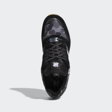 Chaussure ZX 8000 BAPE® x UNDFTD Noir Originals