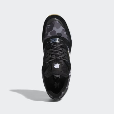 Originals Black ZX 8000 BAPE® x UNDFTD Shoes