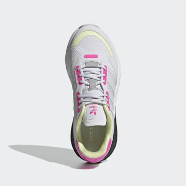 Kids Originals Grey ZX 1K Boost Shoes