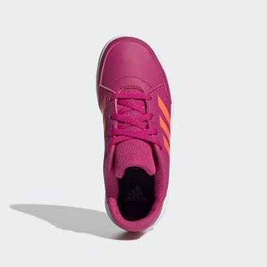Tenis AltaSport (UNISEX) Rosa Niño Running