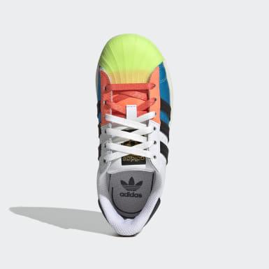 Children Originals White Superstar Shoes