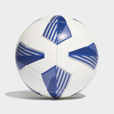 ผู้ชาย ฟุตบอล สีขาว ลูกฟุตบอล Tiro League TB
