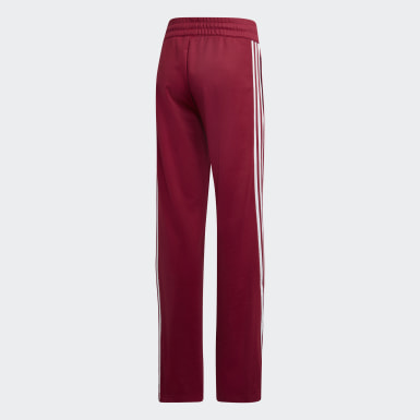 Women Originals Burgundy BB Track Pants