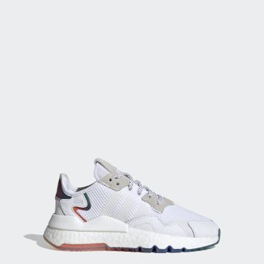Børn Originals Hvid Nite Jogger sko