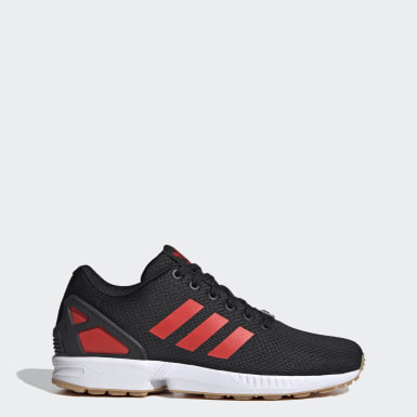Men's Originals Black ZX Flux Shoes