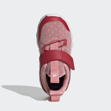 Barn Löpning Röd RapidaFlex Shoes