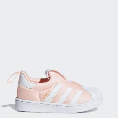 Kinder Mädchen Ohne Schnürsenkel Sneakers | adidas
