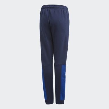 Youth Training Blue Sport ID Pants