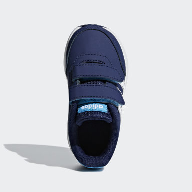 Infant Sport Inspired Blue Switch 2.0 Shoes