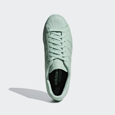 Erkek Originals Yeşil Superstar 80s Ayakkabı