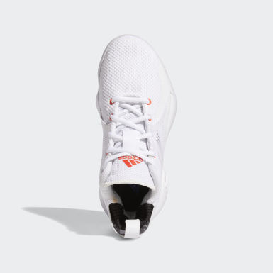 Chaussure D Rose 773 2020 Blanc Enfants Basketball