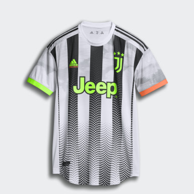 Juventus Authentic Fourth Jersey