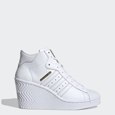 Women Originals White Superstar Ellure Shoes