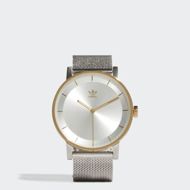 Reloj DISTRICT_M1 Plateado Originals