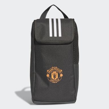 ฟุตบอล สีเขียว กระเป๋ารองเท้าฟุตบอล Manchester United