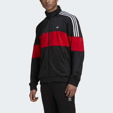 Track jacket BX-20 Nero Uomo Originals