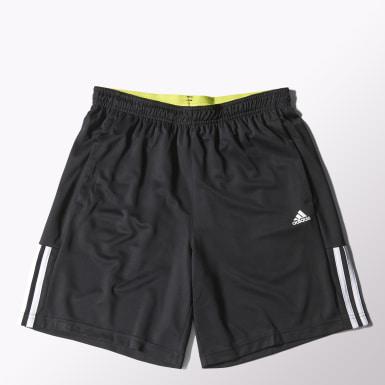 Shorts de Entrenamiento Base 3 Franjas