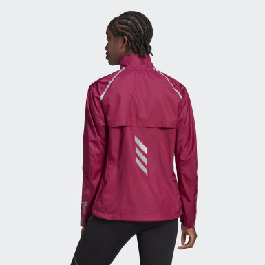 Veste Glam On Bordeaux Femmes Running