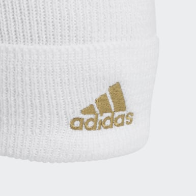 Gorro Real Madrid Blanco Fútbol