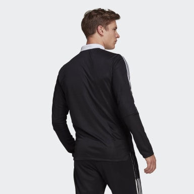 Men's Training Black Tiro 21 Track Jacket