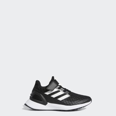 Çocuklar Koşu Black RapidaRun Ayakkabı