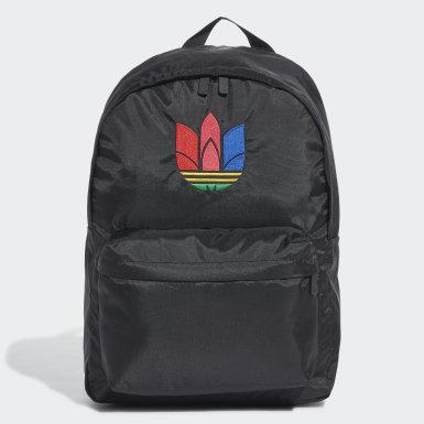 черный Рюкзак Adicolor Classic