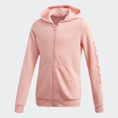 розовый Толстовка Linear