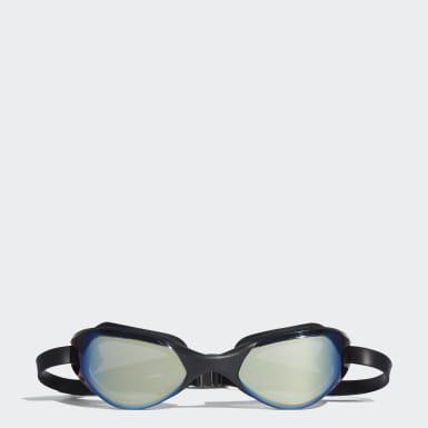 Óculos Espelhados Persistar Comfort Preto Natação