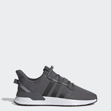 Men's Originals Grey U_Path Run Shoes