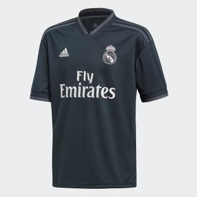 Réplica Camiseta Visitante Real Madrid