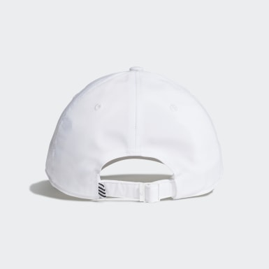 Cappellino Baseball Bianco Training