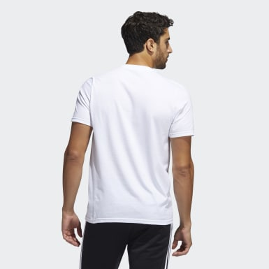 Training White Huskies Ultraboost Tee