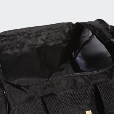 Training Black Santiago Duffel Bag