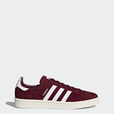 Originals Burgundy Campus Shoes
