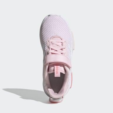 Children Essentials Pink Racer TR 2.0 Shoes