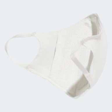 Træning Flerfarvet 3-Pack ansigtsmasker, XS/S