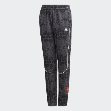 Children Basketball Grey Donovan Mitchell D.O.N. Issue #2 Pants