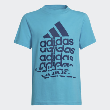 Boys Athletics Badge of Sport Tee