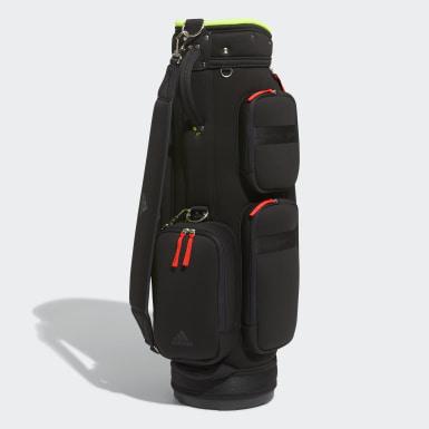 Women Golf Black Caddie Bag