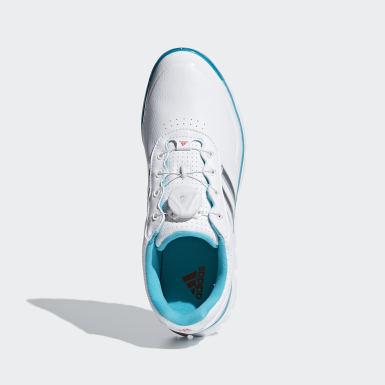 Kvinder Golf Hvid Adistar Lite Boa sko