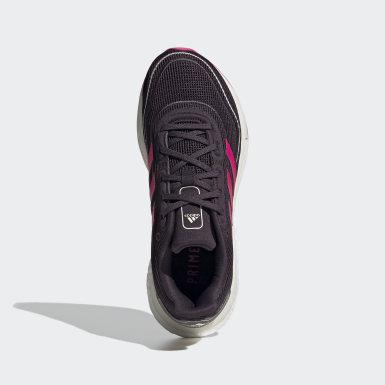 Chaussure Supernova Running Violet Filles Running