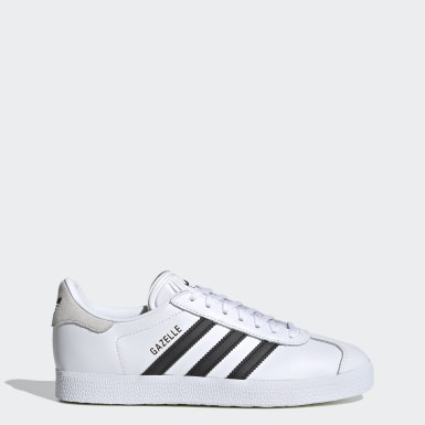 Women Originals White Gazelle Shoes