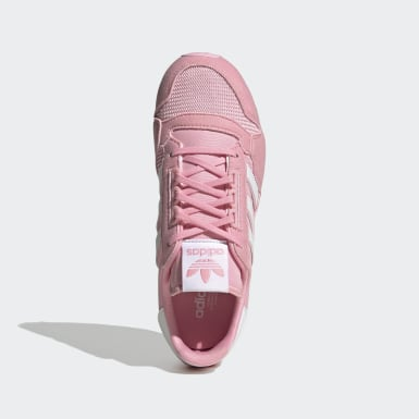 Tênis ZX 500 Rosa Kids Originals