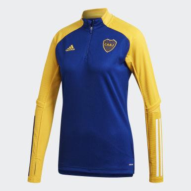 Buzo de Entrenamiento Boca Juniors