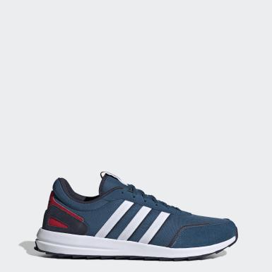 ผู้ชาย Sport Inspired สีน้ำเงิน รองเท้า Retrorun