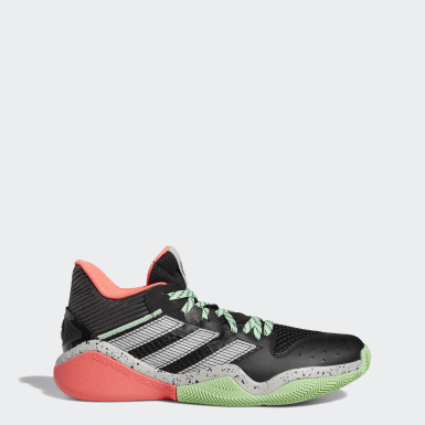 Harden Stepback Shoes Czerń